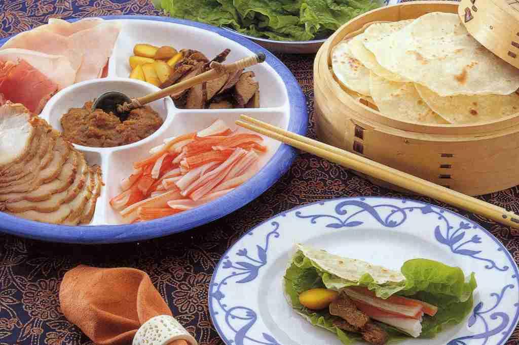 春餅(チュンピン)風 | レシピ ...