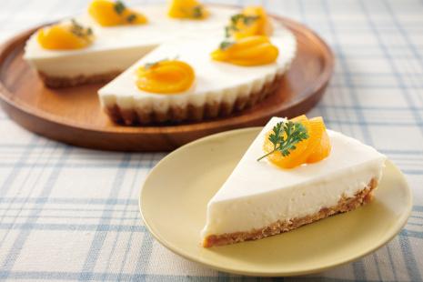 レシピ チーズ ケーキ