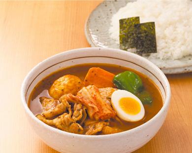 スープ カレー レシピ