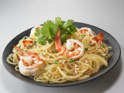 タイ 風 春雨 サラダ