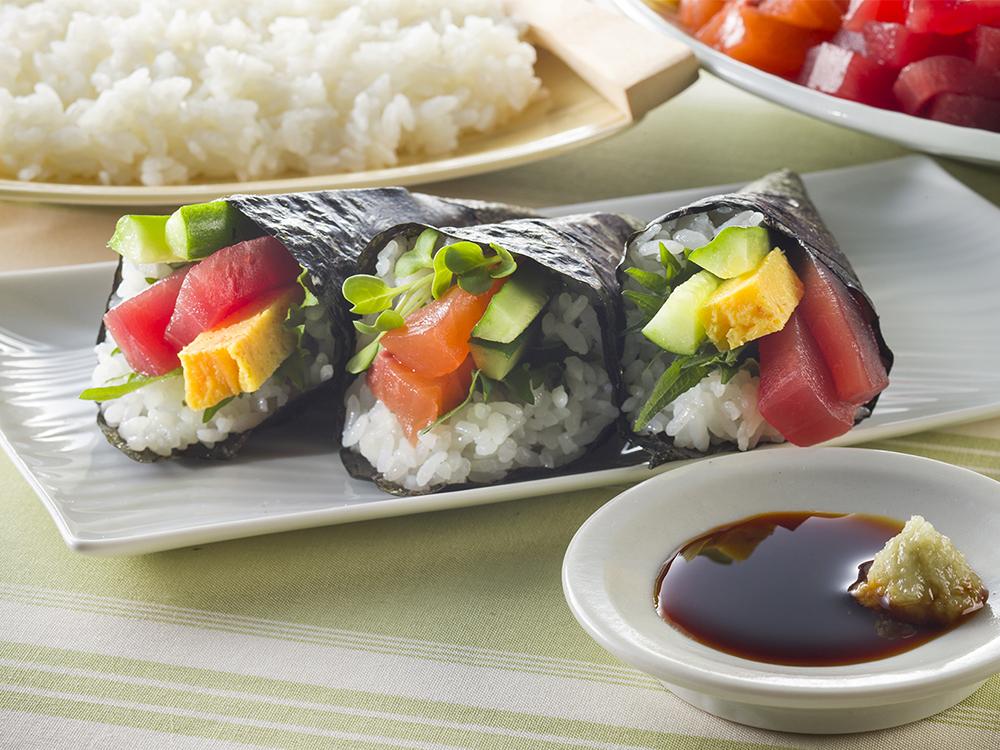 手 巻き 寿司