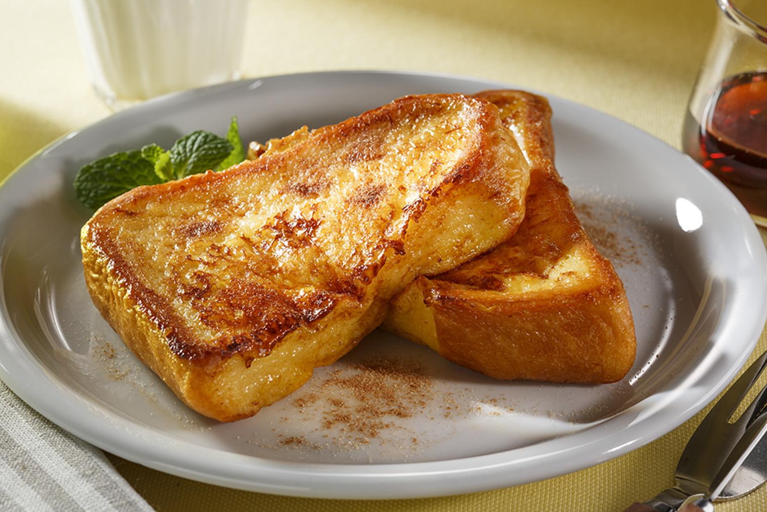 フレンチトースト 冷凍 食パン