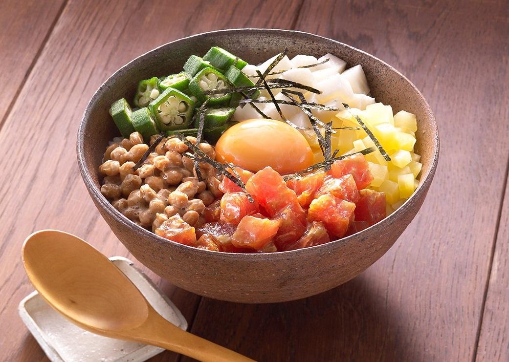 ばくだん丼 | レシピ | ハウス食品