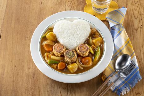 レシピ カツカレー