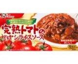 写真:完熟トマトのハヤシライスソース